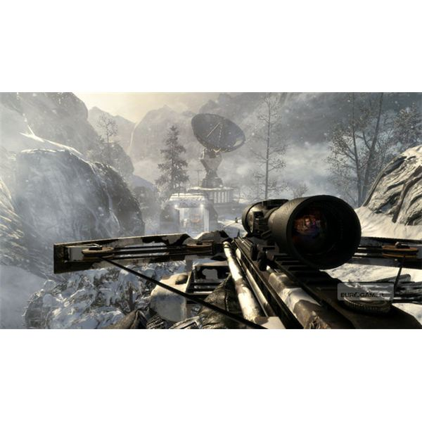 Call of Duty Black Ops Preview - Scoped Crossbow