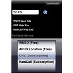 Call-Book for iPhone