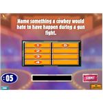 Family Feud game - screenshot