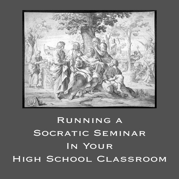 How to Run a Socratic Seminar as a Teaching Methodology