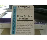 Fluxx Action card