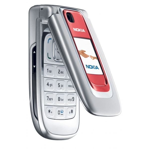 nokia 6126 red