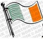 Saint Patricks Day Flag