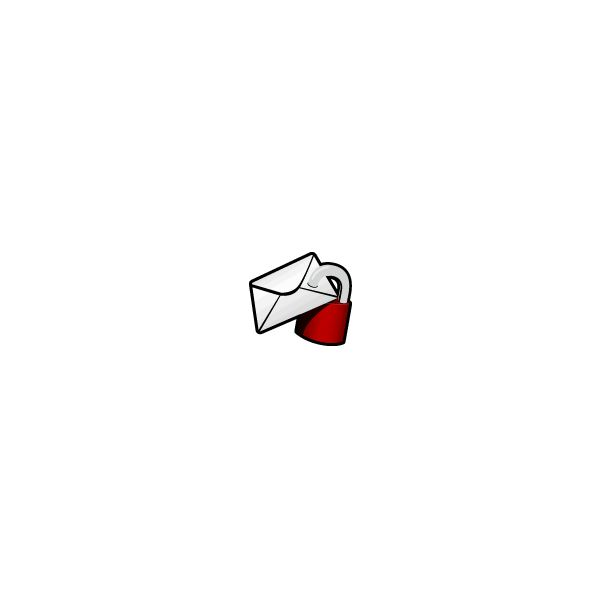 Trend Micro Encryption E-mail icon