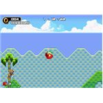 sonic games play knuckles screenshot
