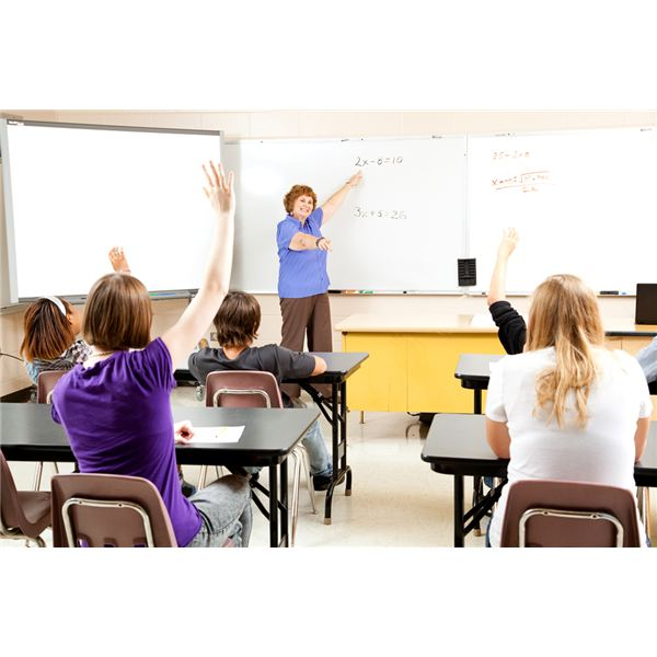 Successfully Starting the School Day: Retraining your class to improve their morning or period entrance
