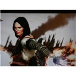 Dragon Age 2 Warrior Guide: Bethany attacks the Darkspawn at the game's start.