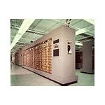 Computer Room by USAF in Wikimedia