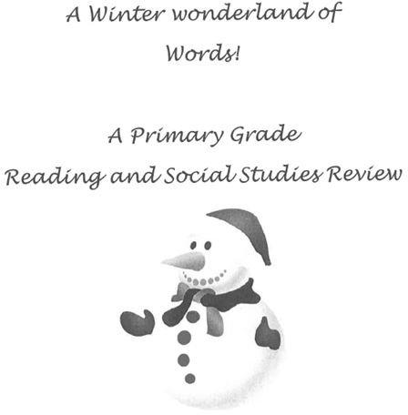 ww reading & social studies workbook