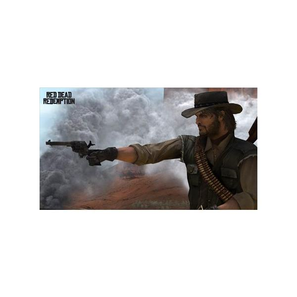 Red Dead Redemption Weapons
