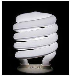 CFL Bulbs Can Help Wikimedia Commons