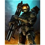 Master Chief with a Rocket Launcher