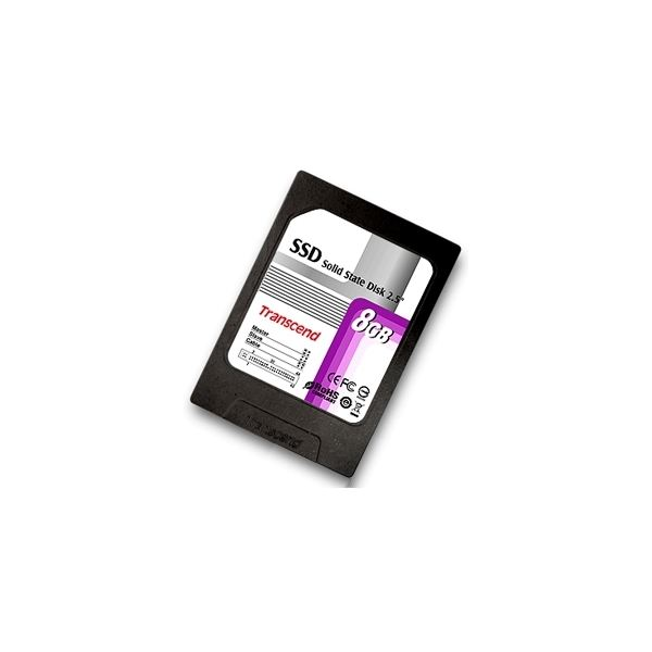 Transcend TS8GssD25S-S Solid State Hard Drive
