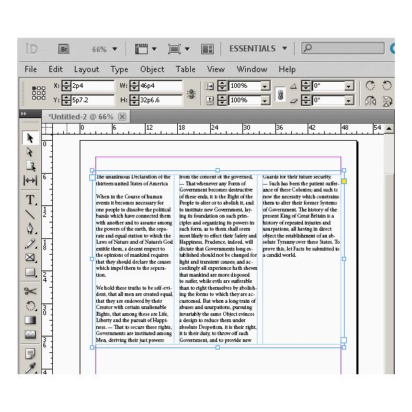 InDesign CS5 01