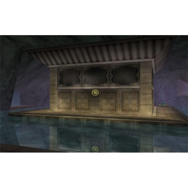 The Water Temple is considered by many to be the toughest dungeon in the game.