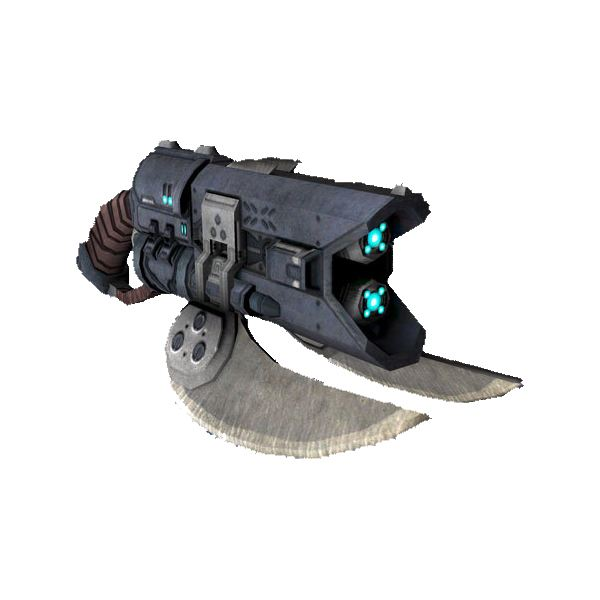 Halo Reach Spiker Gun