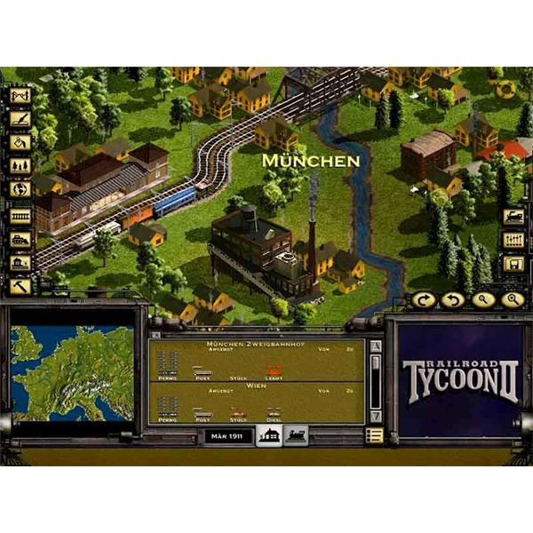 Railroad Tycoon 2 Review