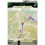 AlpineQuest GPS Hiking Android App