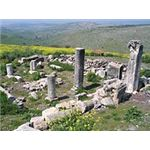 Ancient Synagogue in Galilee