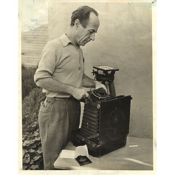 the life and works of edward weston Commentary and archival information about edward weston from the  and other works  person'' in his life, the photographer edward weston.