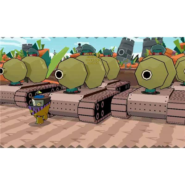 Tank army mobilizing
