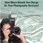 When determining how much you should charge for your photography services, start by calculating your base rate.