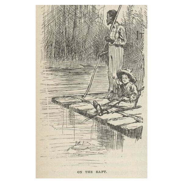 adventures of huckleberry finn chapter 14
