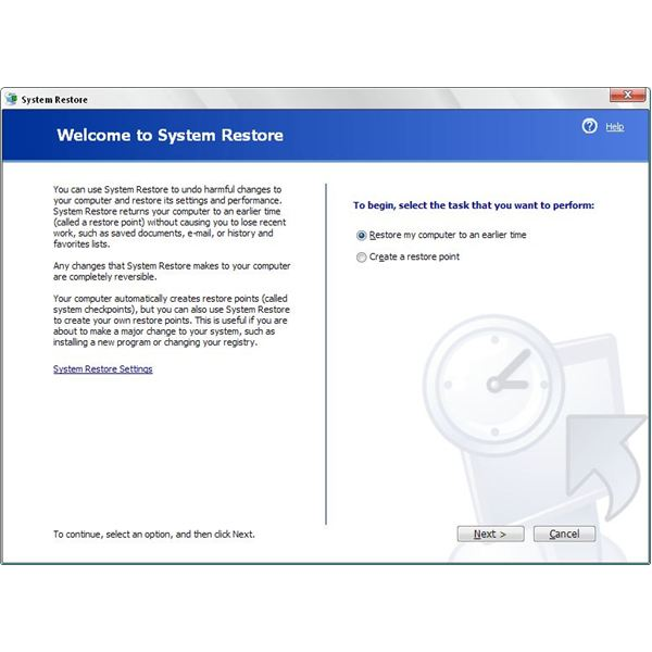Windows XP Guide - How To Backup Windows XP Registry