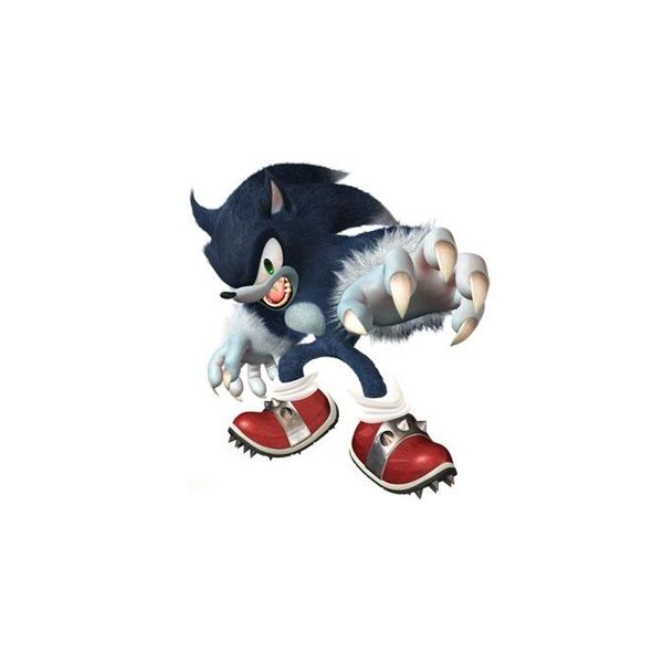 Fans were not very pleased about this Sonic.