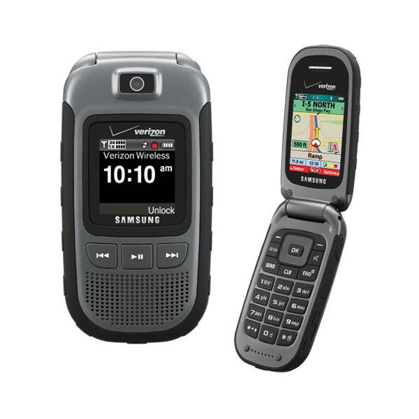 The Samsung Convoy SCH-U640: A Rugged Phone from Verizon