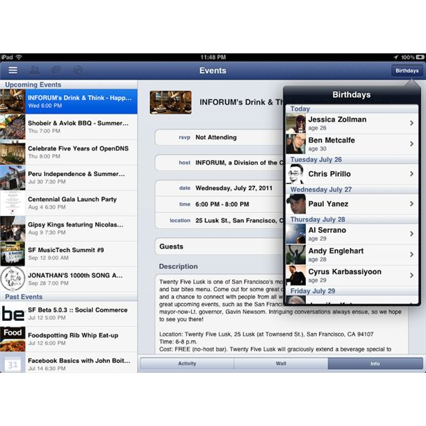 Facebook-for-iPad-Events