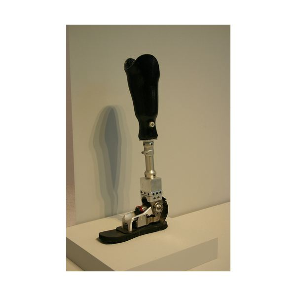 Artificial Limb powered by bio electronics