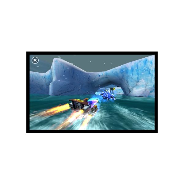 Hydro Thunder GO for Windows Phone 7 features Xbox Live integration