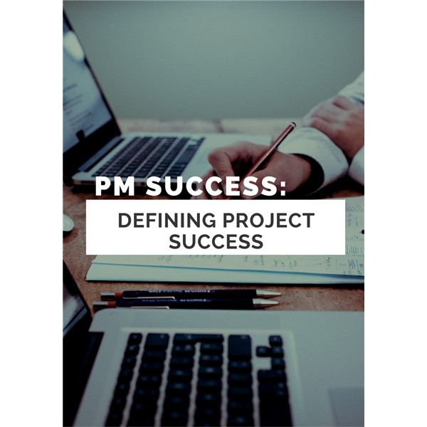 Project Management Success Defining Project Success