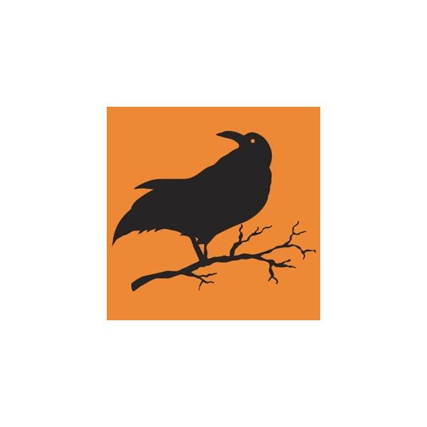 Better Homes and Gardens - Creepy Crow