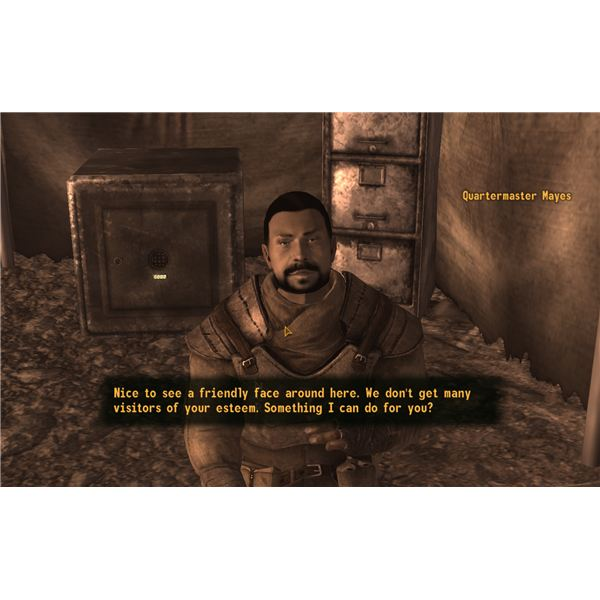 Fallout: New Vegas Guide - Camp Forlorn Hope