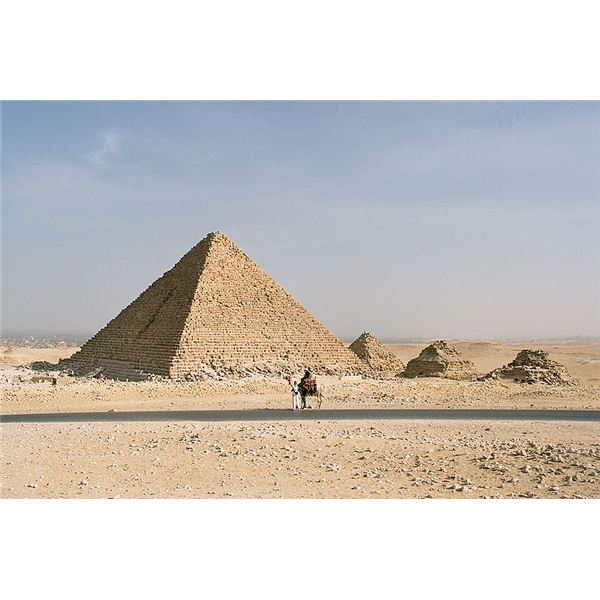 Interesting Facts About the History of the Egyptian Pyramids