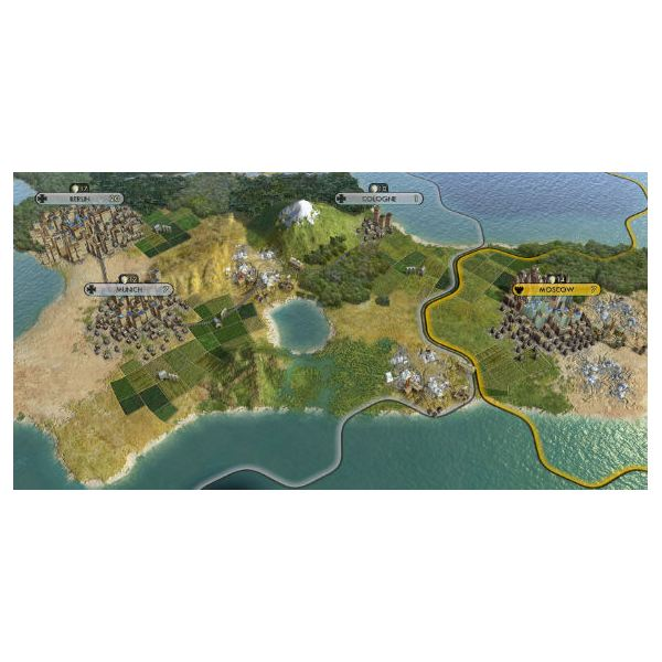 Civilization 5 Strategy