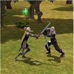 The Sims Medieval Swordfighting