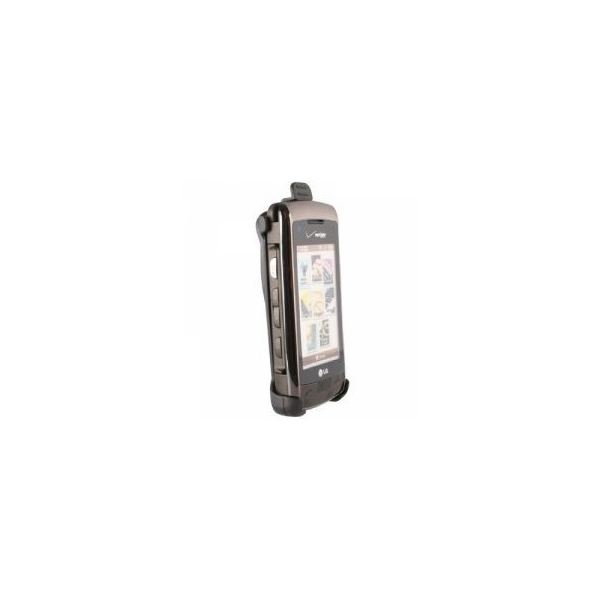 Holster with Swivel Belt Clip for LG VX11000 EnV Touch - Retail Package