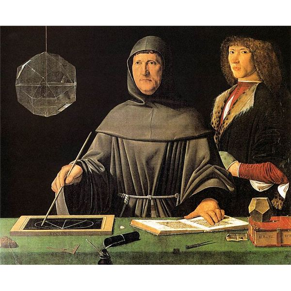 729px-Jacopo de' Barbari - Portrait of Fra Luca Pacioli and an Unknown Young Man - WGA1269