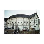 The Globe Theatre was rebuilt in 1977 and audiences can now experience their own day at the Globe.