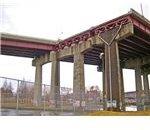 iron beam bridge