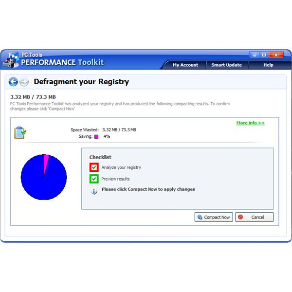 PC Tools Performance Toolkit 2011 Review