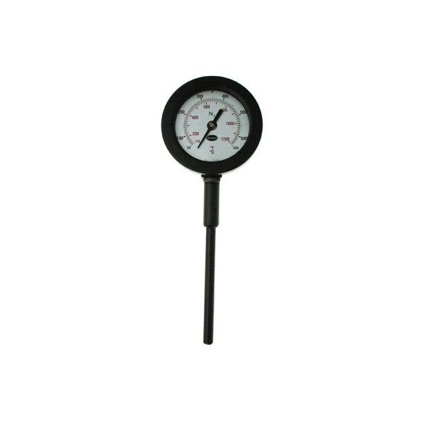 Pyrometer gauge from Brannam Website