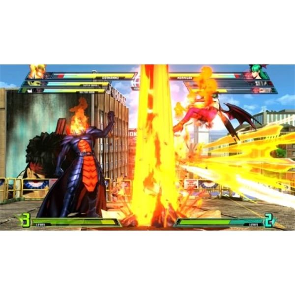 Marvel vs Capcom 3: Characters & Roster List