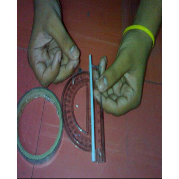 making a clinometer