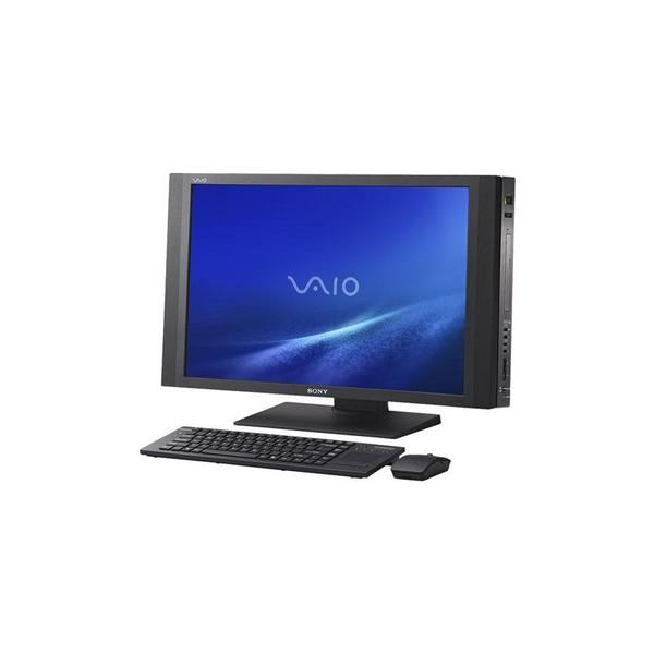 The Sony VAIO VGC-RT100Y is an awesome home theater desktop PC solution