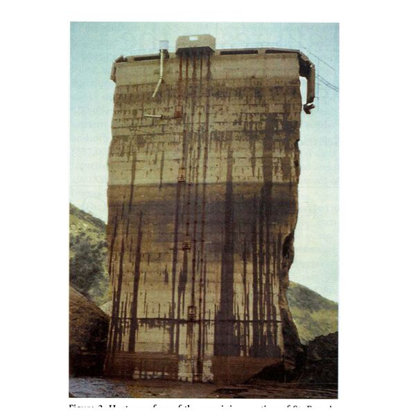 The remains of St Francis Dam from CH Lee Collection. 2png