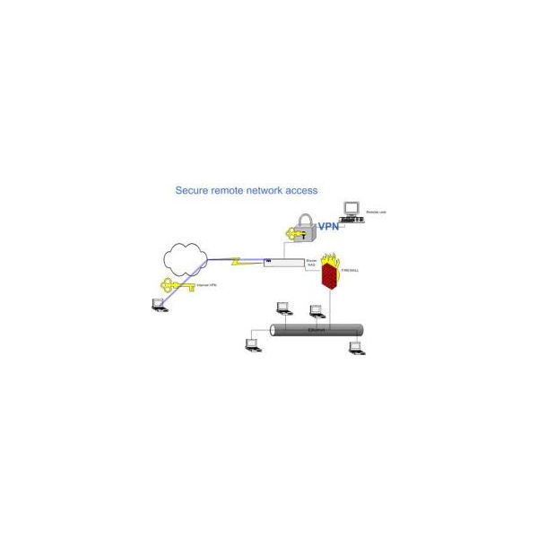 Secure Remote Network Access